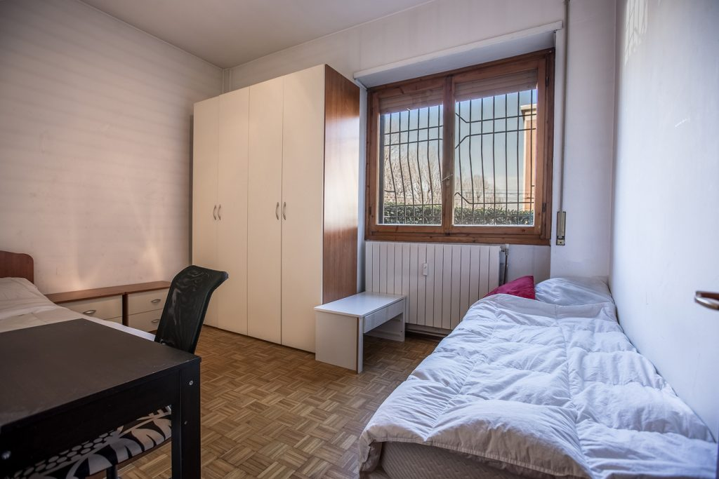 Student Accomodation for rent in single room in Via del Reno, 14, 0° floor, in Milano, Italy