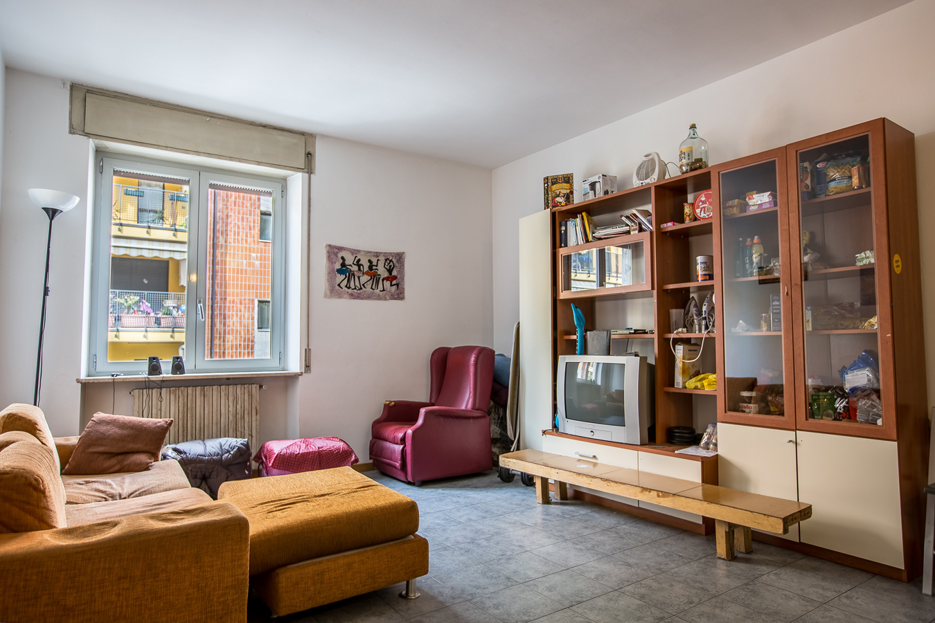 Student Apartment for rent in Via Monte San Genesio, 21, 1° floor, in Milano, Italy