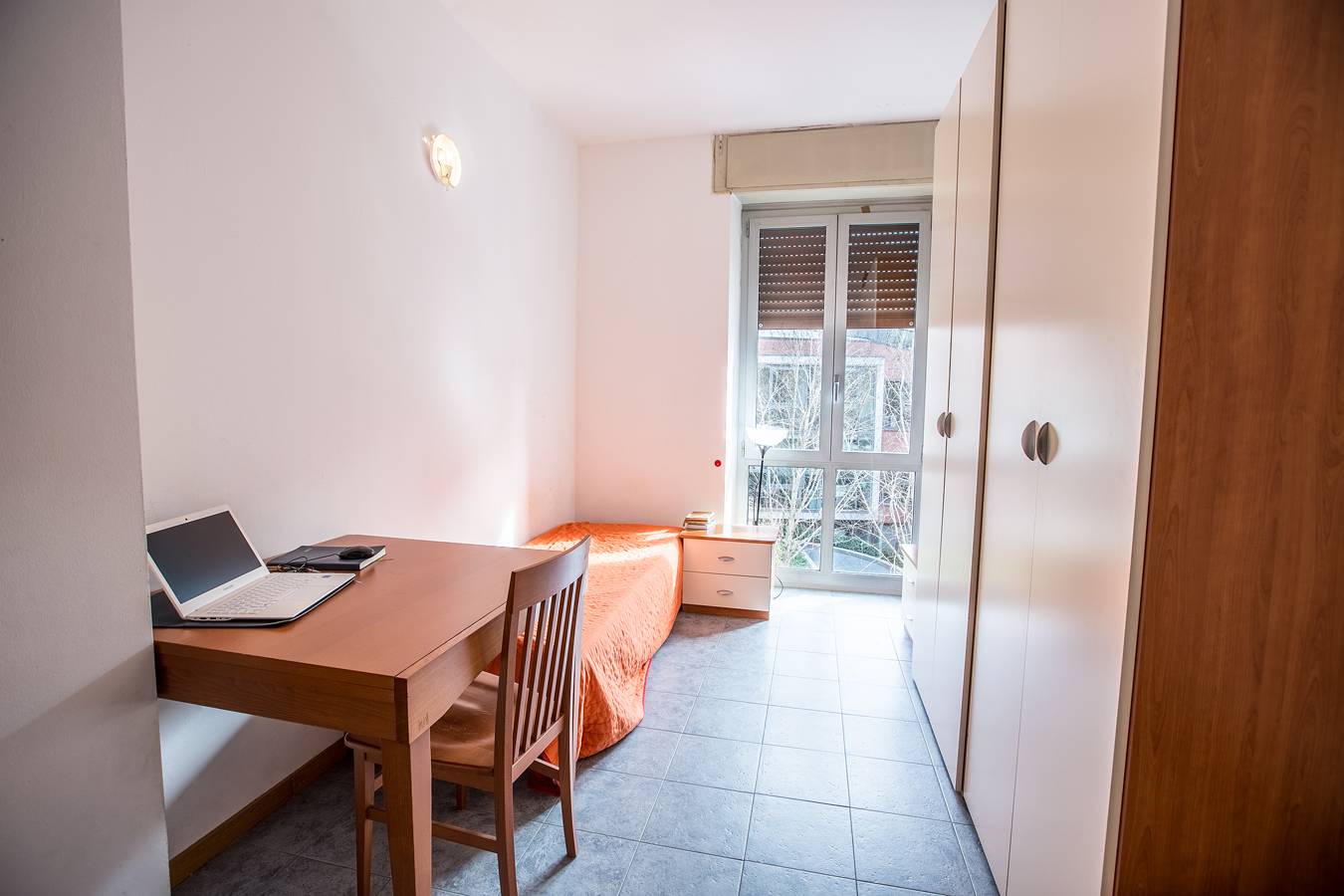 Student Accomodation for rent in double room in Via Monte San Genesio, 21, in Milano, Italy