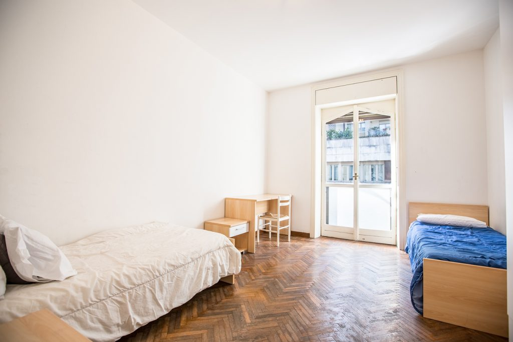 Student Accomodation for rent in double room in Via Ruggero Boscovich, 17, 1° floor, in Milano, Italy