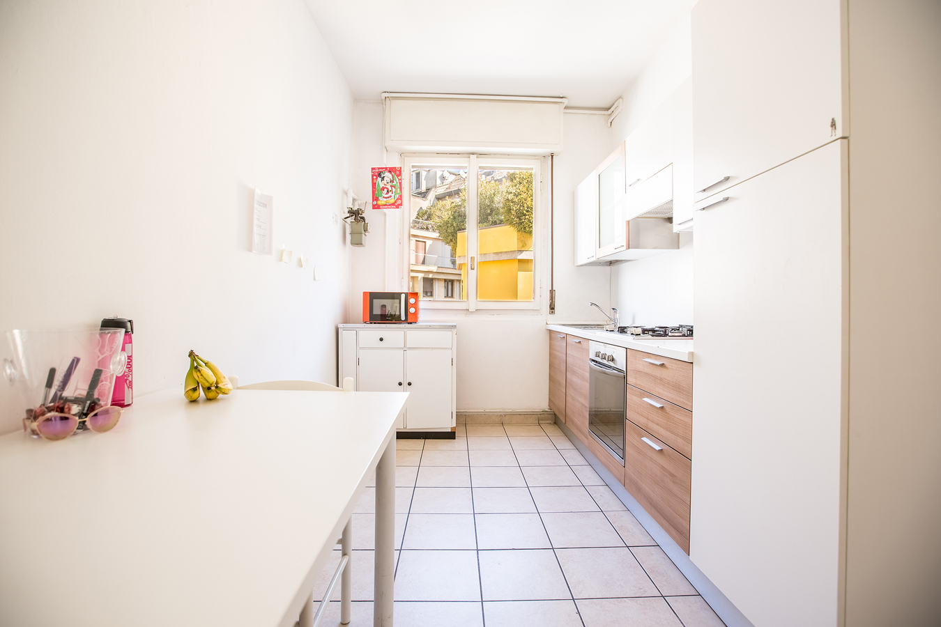 Student Apartment for rent in Via Ruggero Boscovich, 17, 3° floor, in Milano, Italy