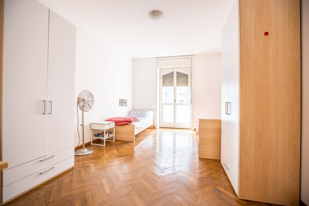 Student Accomodation for rent in double room in Via Ruggero Boscovich, 17, 3° floor, in Milano, Italy