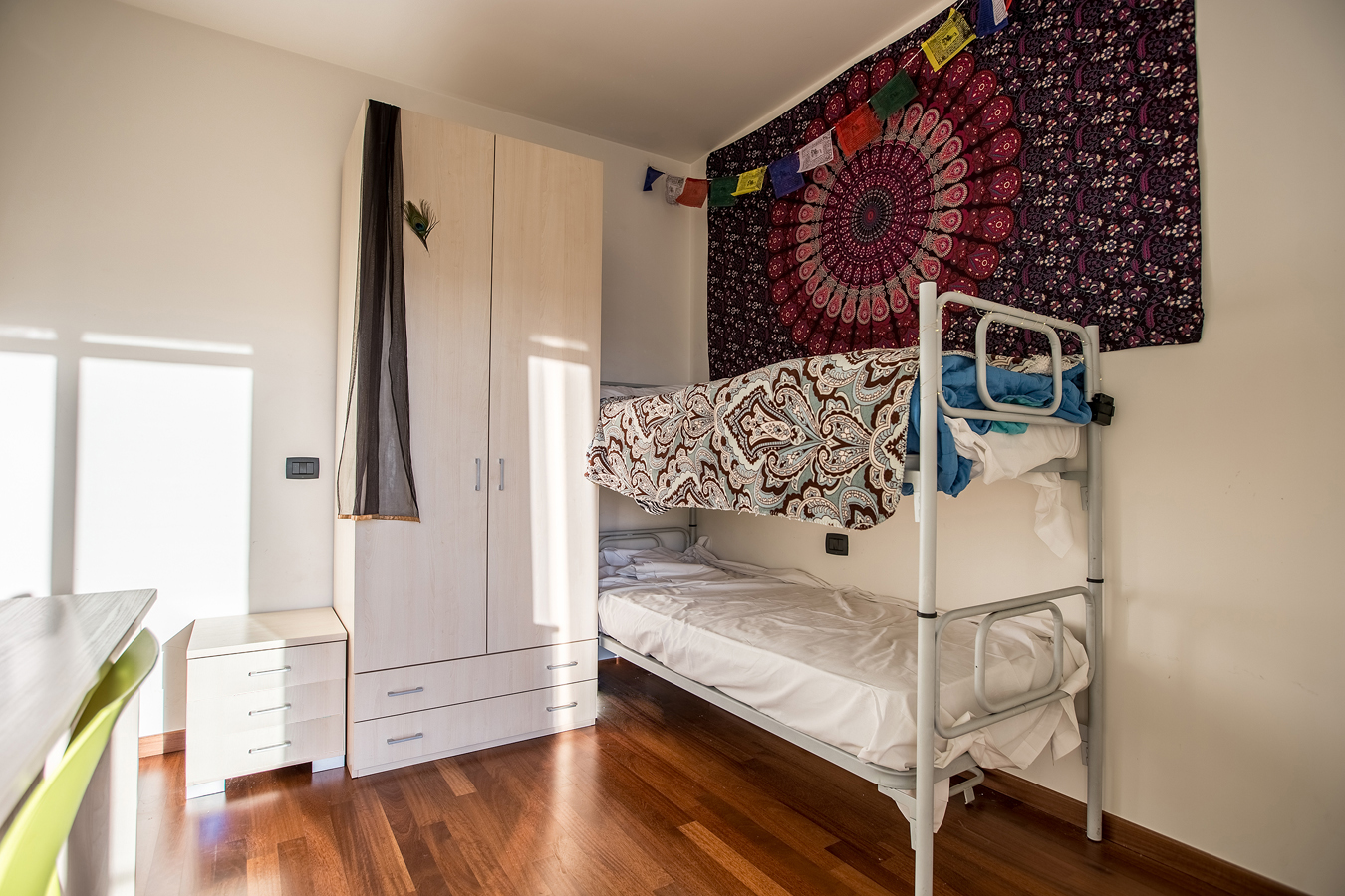 Student Accomodation for rent in single room in Via Adamello, 8, in Milano, Italy