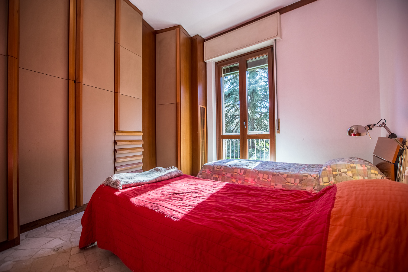 Student Accomodation for rent in double room in Via Villapizzone, 43, in Milano, Italy