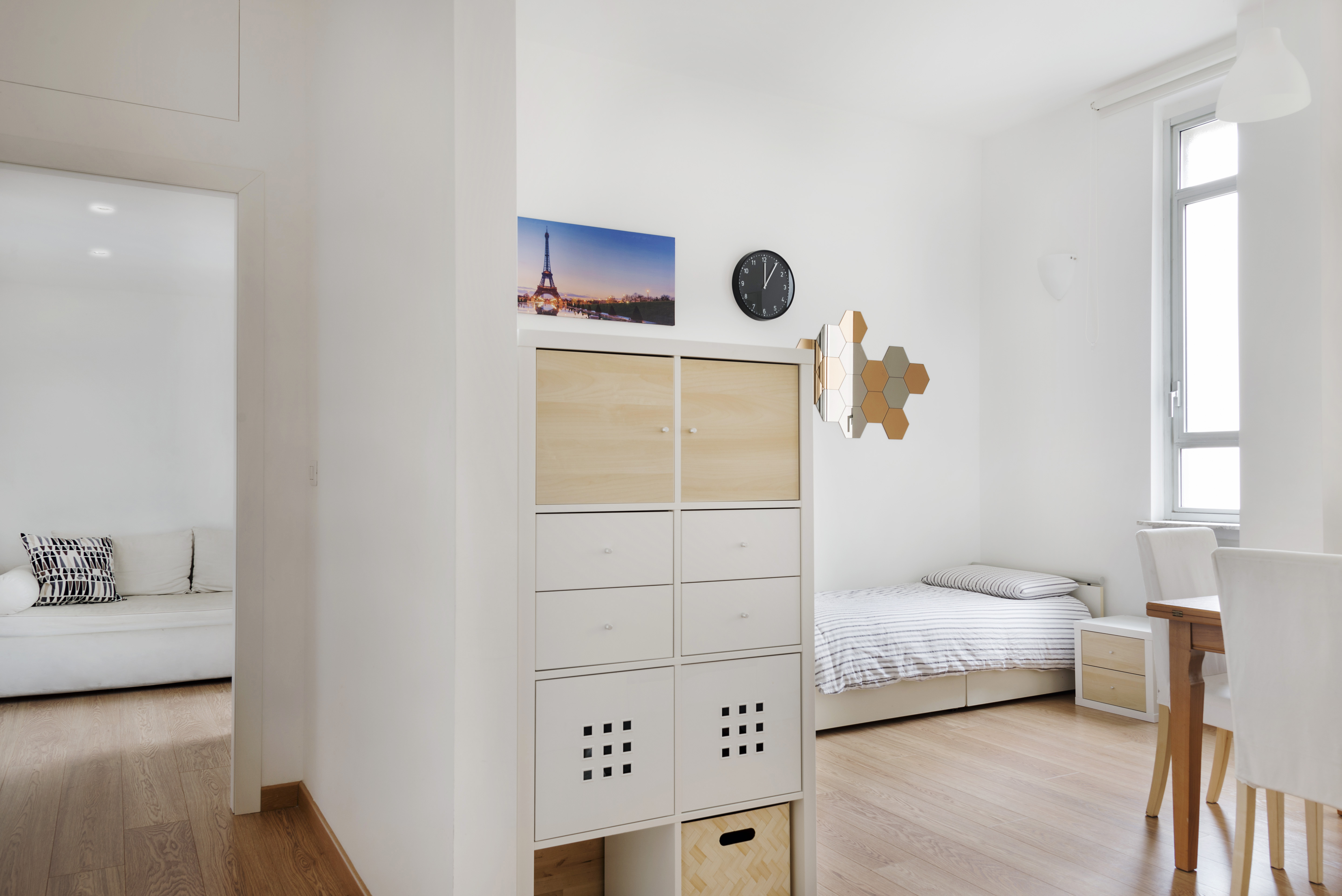 Student Accomodation for rent in double room in Viale Papiniano, 43, in Milano, Italy