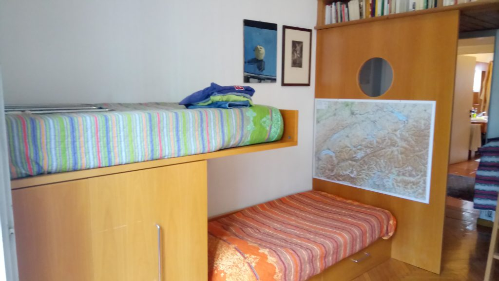 Student Accomodation for rent in triple room in Via Francesco Viganò 8, Milano, 3° floor, in Milano, Italy